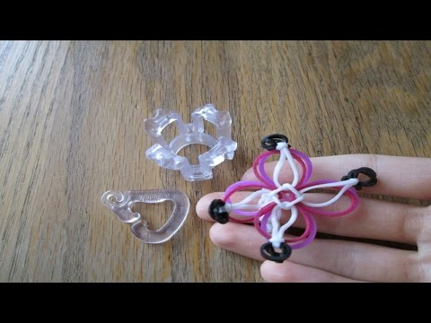 Finger Loom Review and Petite Ethereal Ring Tutorial (Original Design. TYSM Choon for this loom!)