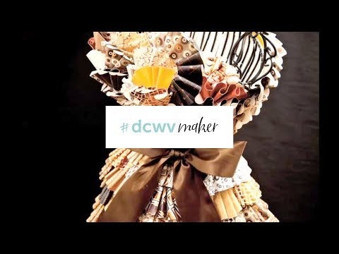 DCWV Paper Couture Dresses (Slower Version)