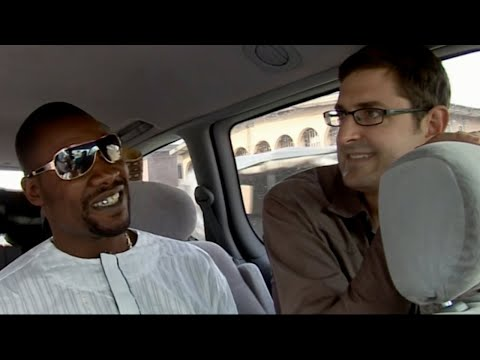 Louis Meets Second In Command - Louis Theroux: Law And Disorder In Lagos - BBC