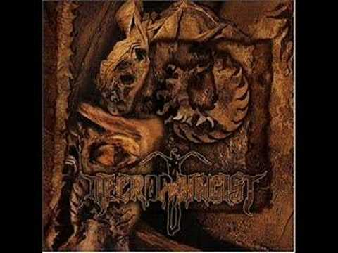 Necrophagist - Mutilate The Stillborn