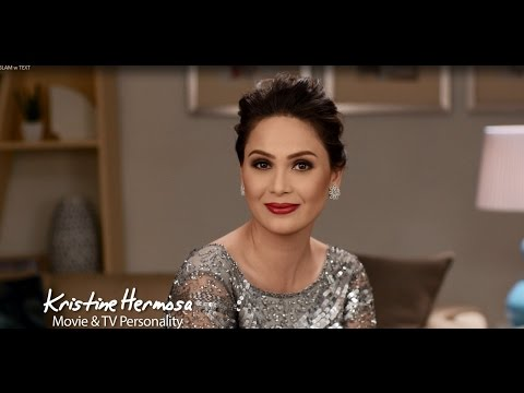 Glam Make-up Look Tutorial by Kristine Hermosa