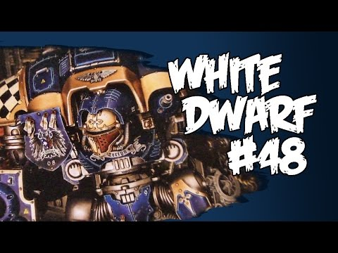 REVIEW - White Dwarf #48 End Times & Year of 2014