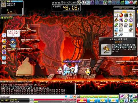 KMS ~ Lv. 180 Demon Avenger vs Zakum