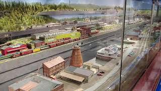 Washington State History Museum In Tacoma Model Railroad