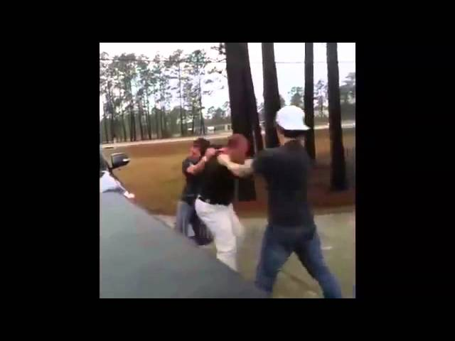 Street Fight 1 vs 2