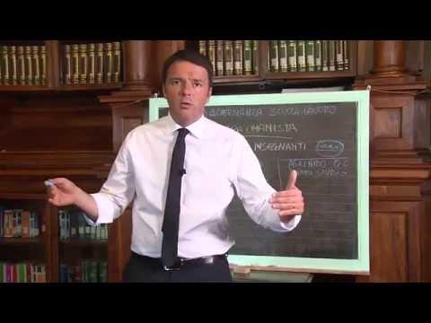 La Buona Scuola (clip integrale)