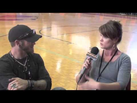 Brantley Gilbert on Small Town Throwdown
