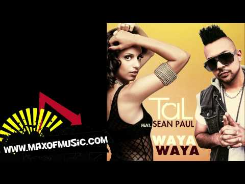 Tal Feat Sean Paul - Waya Waya [hd] video