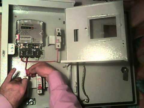 Электрический щит для гаража своими руками 119