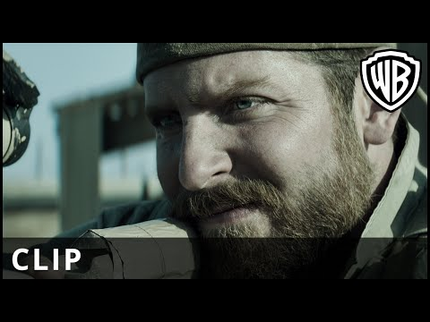 American Sniper - 'You Saved My Life' Clip - Official Warner Bros.