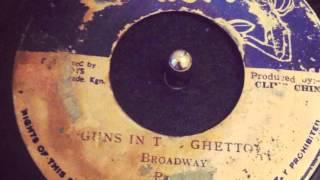 Guns In The Ghetto - Broadway