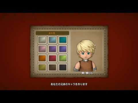 Let's Play Dragon Quest X: Episode 1