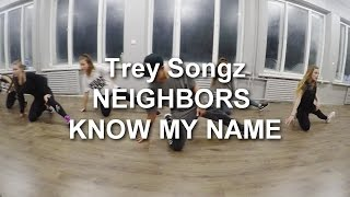 Watch Trey Songz Neighbors Know My Name video