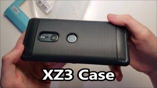 Sony Xperia XZ3 Case Review (MoKo)
