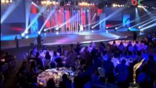 سلافة معمار تحصد جائزة افضل ممثلة عربية