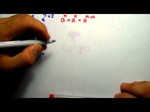 เฉลยแบบฝึกหัด เรื่อง เลขยกกำลัง (1) ข้อ 2-3 หน้า 7 By ครูโบ๊ท Log8