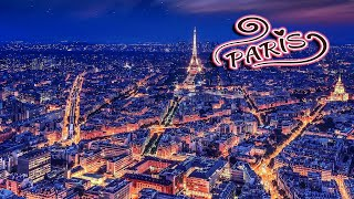 Paris Cinematic 4K - Paris City France Time Lapse