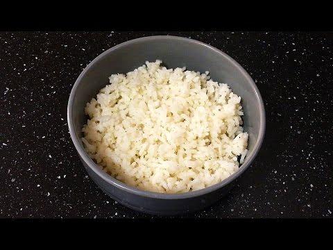 Правильный рассыпчатый рис и 3 ФАКТА О РИСЕ