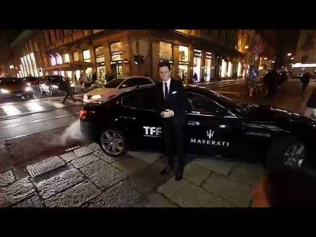 La Teoria del Tutto - Eddie Redmayne premiato col Maserati Award al Torino Film Festival