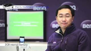 BenQ Joybee GP2 mini projector introduction video.mp4