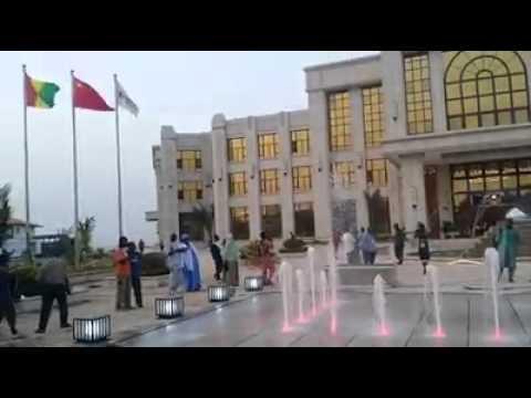 La Cite Plaza Diamond a Kipe Guinee Conakry