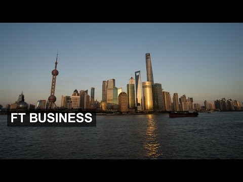 China growth slowest since global crisis