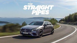 2019 Mercedes A Class A250 Review - SO MUCH TECHNOLOGY