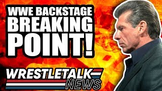 WWE DRAFT LEAKED! WWE Reaches BREAKING POINT Backstage! AEW Notes! | WrestleTalk News Sept. 2019