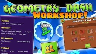 GEOMETRY DASH CO-OP! (Workshop Concept Video)