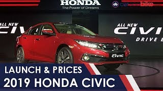 All New Honda Civic: Launch And Prices | NDTV carandbike