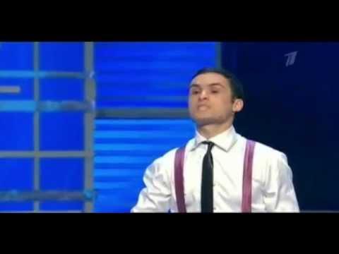 Игорь и Лена.Шопинг.КВН 2012.Днепр