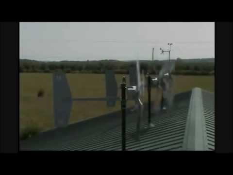 Missouri Wind and Solar reviews Falcon Mach 3 wind turbine blades DIY