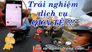 Đây là lý do Khách Hàng và Tài Xế đều CHÁN - GHÉT Go Việt - Xe Ôm Vlog