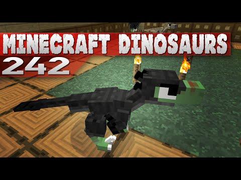 Minecraft Dinosaurs 242 Raptors Have Feathers