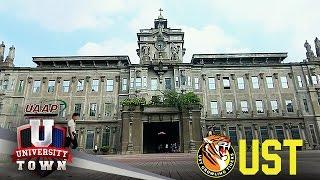 University of Santo Tomas   University Town   September 4, 2016