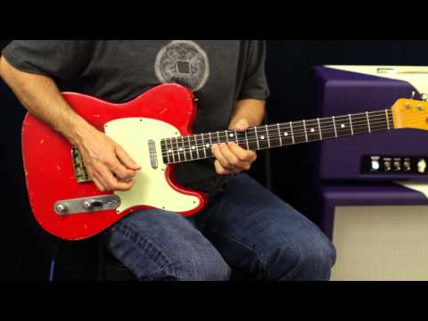 Blues Soloing - Creating Pentatonic Riffs - Guitar Lesson - Learn To Solo