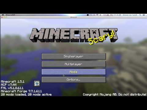 Minecraft Kovacic's Mod Pack Showcase
