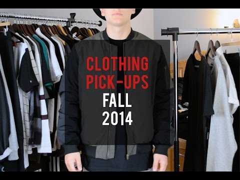 Random Clothing Pickups for Fall 2014!