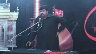 Zakir Syed Amir Abbas Rabani ,2016 Mushtarka majlis