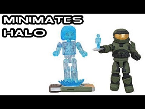 Minimates Halo Review Halo Minimates Figure Review