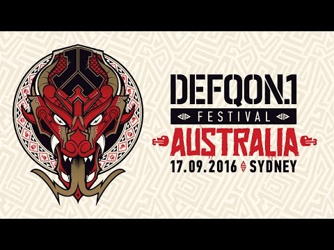 Defqon.1 Australia 2016 | Official Q-dance Trailer