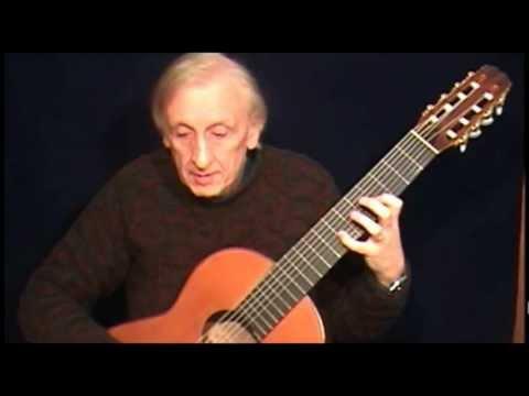 JS Bach - Siciliano BWV 1001 Guitarra: César Amaro