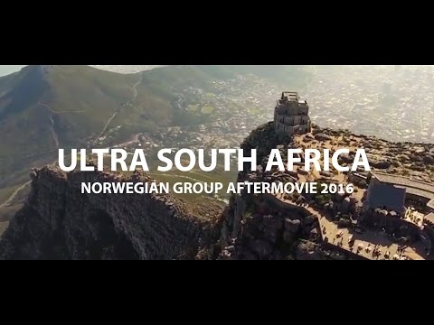 Ultra Music Festival South Africa 2016 Norwegian Group Aftermovie