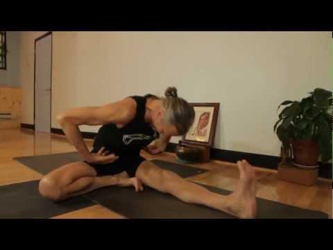 Yoga Janu Sirsasana a