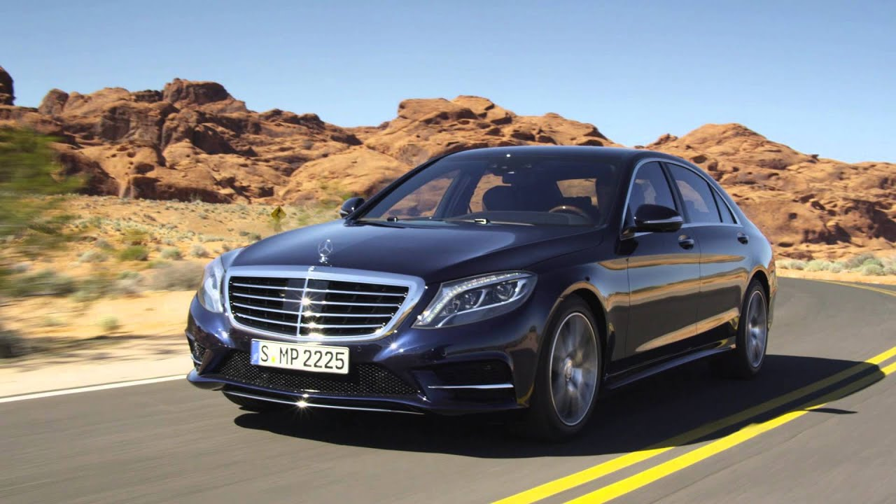 2014 mercedes benz s500 4matic youtube for Mercedes benz s500 2014