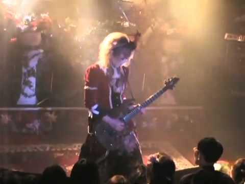 The Guitar Hero(HIZAKI姫) HIZAKI Guitar Solo Medley (Happy Birthday Live) YouTube