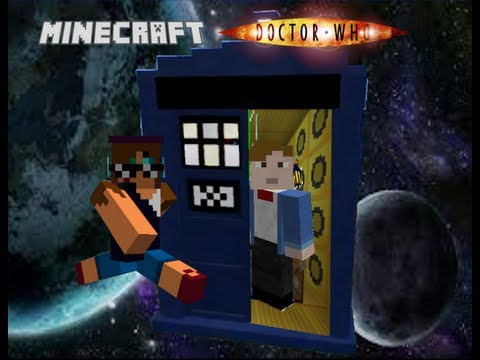 Minecraft TARDIS MAJOR UPDATE