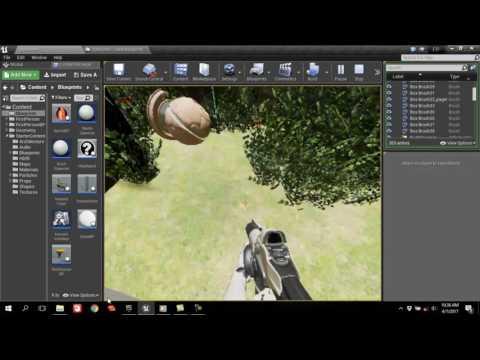 Review Unreal Engine dan Demo Aplikasinya