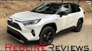 2019 Toyota RAV4 XSE – The New Small SUV Benchmark?