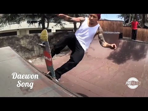 Daewon Song Pro Rated Bearings | Andalé Bearings